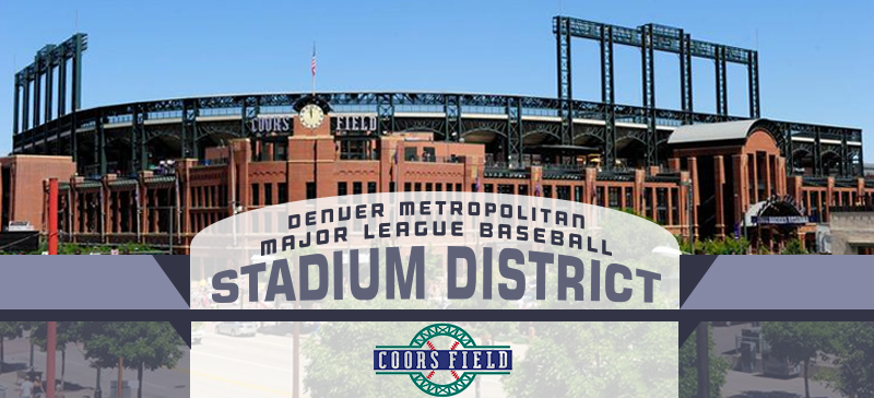 Denver Metropolitan Major League Baseball Stadium District